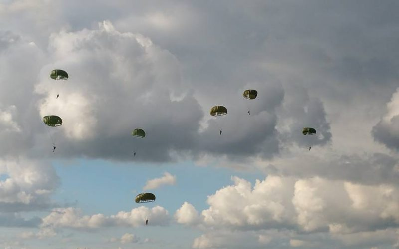 Airborne arrangement